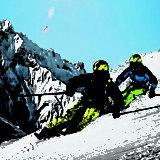 Mehr als 800 Südfinder-Leser fahren am Samstag Ski in Warth-Schröcken. Rund 50 Plätze sind noch frei. Busfahrt, Skipass und Party kosten 51 Euro (Erwachsene). Fotos: oh